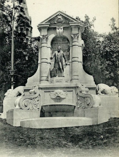 Monument Burdeau Lyon