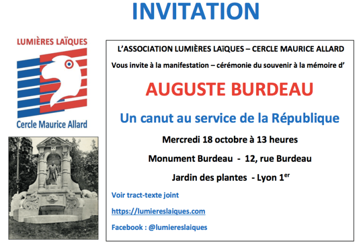 invitation burdeau