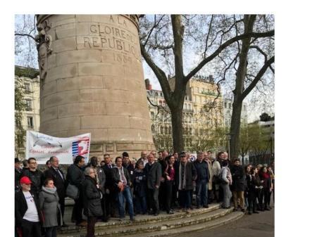 Rassemblemt Défense Laïcité Lyon 04-2018