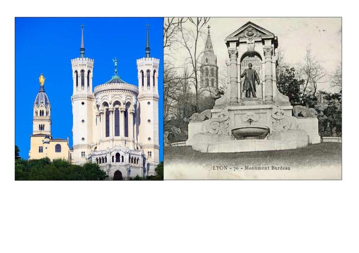 Fourvière vs Burdeau