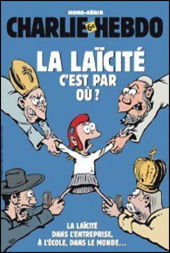La laïcité Charlie